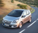 Opel Meriva po faceliftingu